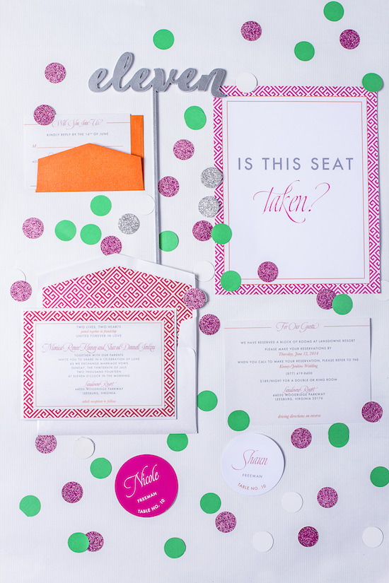 01_KateSpade_Inspired_Wedding_Stationery