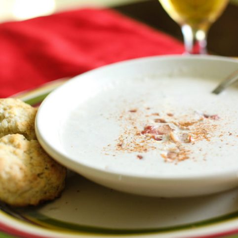 Maryland Crab Bisque