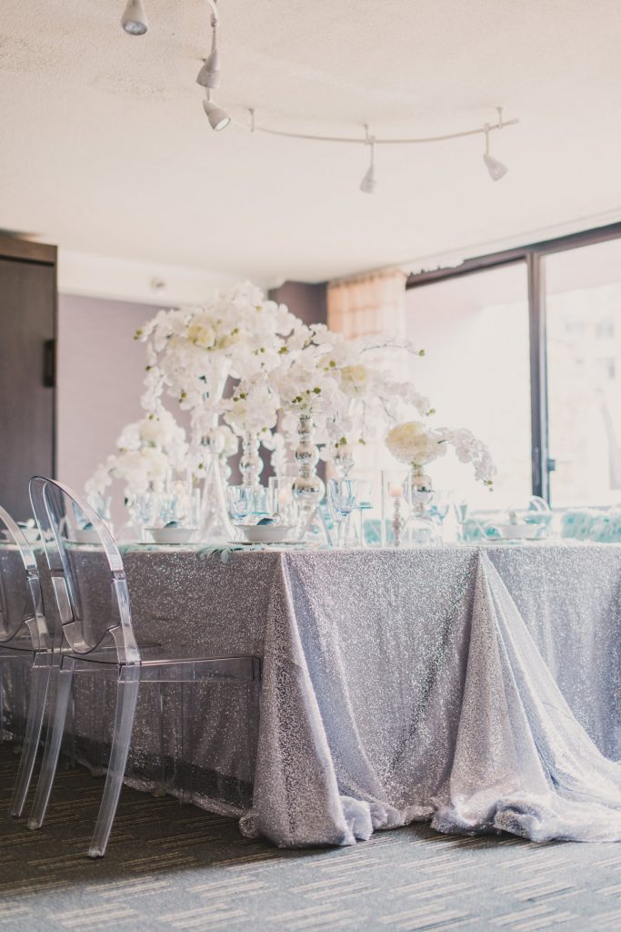Winter Glam Table. Howerton+Wooten Events.