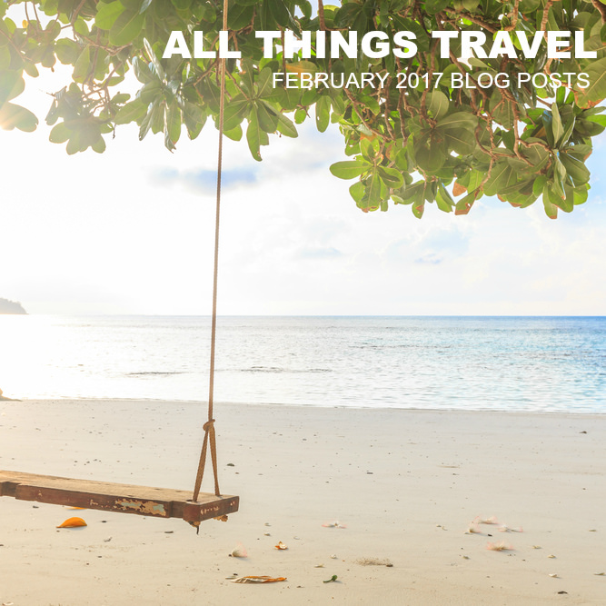 All Things Travel-Related. Howerton+Wooten Events Blog.