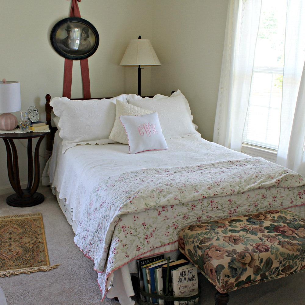 Guest Bedroom. Howerton+Wooten Events.