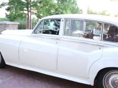 Howerton Handbook: Think of a Car when Shopping for a Wedding Gown