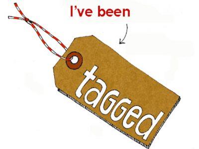 Tagged . . . Again