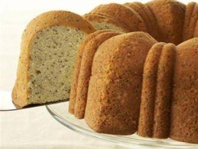 Lemon Poppy Seed Pound Cake for a Summer Brunch