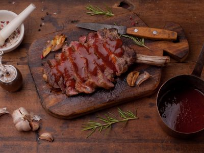 Barbecue Ribs for Independence Day or a Casual Rehearsal Dinner