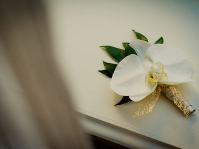 Howerton Handbook: How to Pin on a Boutonniere
