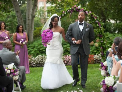 District Weddings Blog -- Lindsay and Marcus are Featured Today!