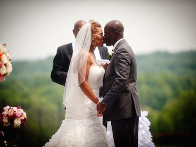 Wedding Day Love for Monica and Sharrod