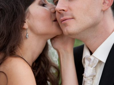 Eight Ways to Make Your Groom Feel Special on his Wedding Day