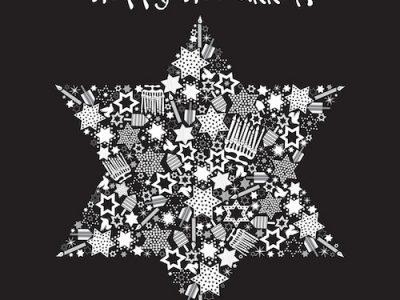 Happy Hanukkah. Howerton+Wooten Events.