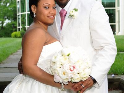 Wedding Day Love for Janel and Jamar (Part 1)