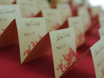 Escort Card Snafus that Drive Your Guests A Little Nuts