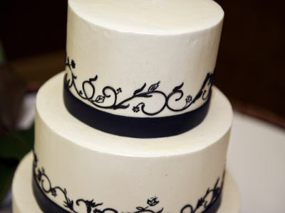 Don't Eat Your Entire Budget! The Wedding Cake