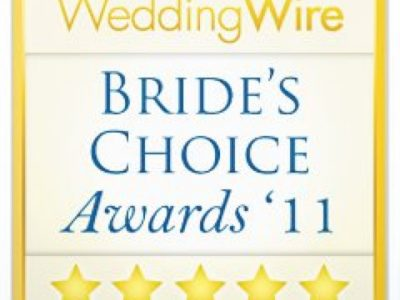 Wedding Wire Bride's Choice Award 2011. Howerton+Wooten Events