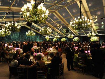White House State Dinner Room Decor