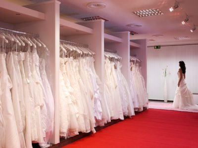The Best Time To Shop For a Wedding Gown