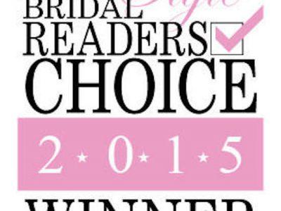 Capital Style Magazine Bridal Readers Choice 2015 Winner. Howerton+Wooten Events.