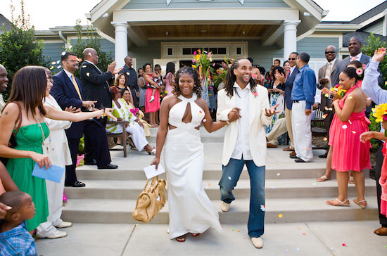 How To Keep Your Guests Comfy At Your Outdoor Wedding: Keeping Your Wedding Guests Comfy