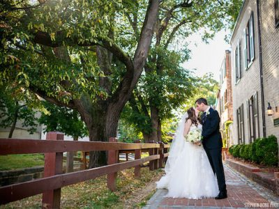 Style Me Pretty -- Ashley and Andrew are Featured Today!