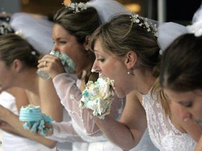 Don't Eat Your Entire Wedding Budget!