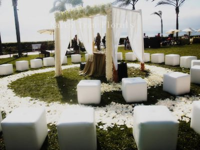 Creative Ceremony Set-Ups