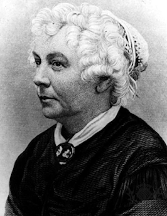 an analysis of the life and activism of elizabeth cady stanton an american suffragist abolitionist a This experience, and her acquaintance with elizabeth cady stanton, led her to join the women's rights movement in 1852 soon after, she dedicated her life to woman suffrage ignoring opposition and abuse, anthony traveled, lectured, and canvassed across the nation for the vote.