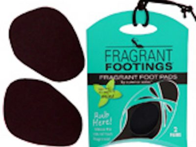 Product Love: Fragrant Footings