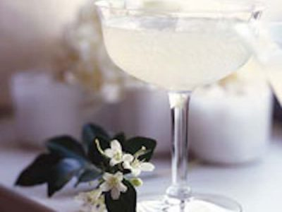 Friday Happy Hour: Jasmine Spritzers