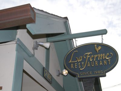 Venue Love: LaFerme Restaurant