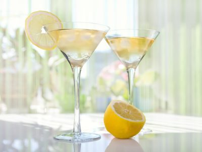 Friday Happy Hour: Perfect Lemon Drop Martini