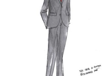 Designers' Suit Sketches for Obama are Great for Wedding Day Wear Too