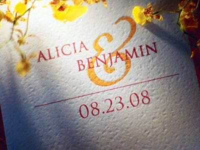 Wedding Day Love for Alicia and Ben (Part I)