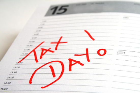 April 15_Tax Day. Howerton+Wooten Events