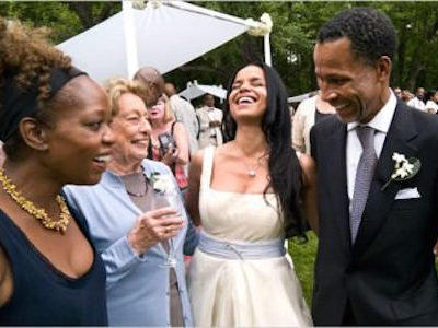 I Love This Dress: Victoria Rowell's Wedding Gown