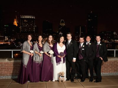 An extremely cool wedding ceremony reading for dog owners/lovers
