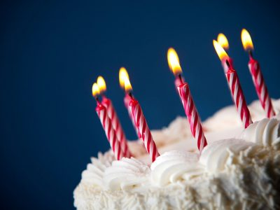 Monday Morning Thoughts: Start Each Day Like It's Birthday
