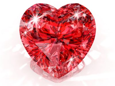 Crystal Heart. Howerton+Wooten Events