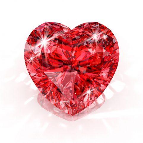Crystal Heart. Howerton+Wooten Events