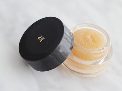 H&M Beauty Clean Canvas Lip Scrub. Howerton+Wooten Events