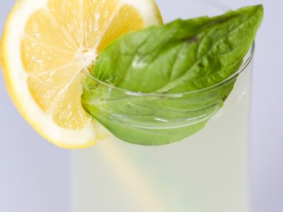Basil Lemonade. Howerton+Wooten Events.