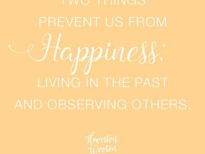 Happiness. Howerton+Wooten Events.