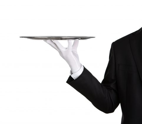 Gratuity vs. Service Charge. Howerton+Wooten Events.