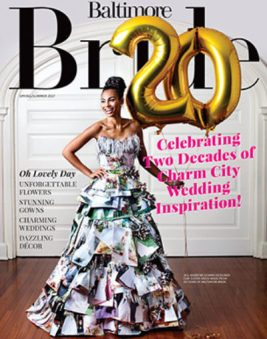 Baltimore Bride Magazine. Howerton+Wooten Events.
