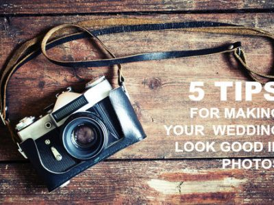 5 Tips for Good Wedding Photos. Howerton+Wooten Events.