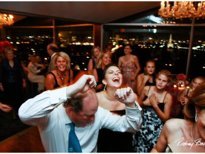 Dancing Wedding Guests at Wedding. Howerton+Wooten Events.
