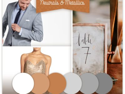 2017 Color Trends for Grooms by Black Tux