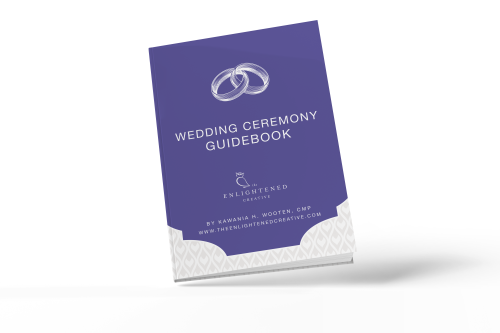 Wedding Ceremony Guidebook. The Enlightened Creative