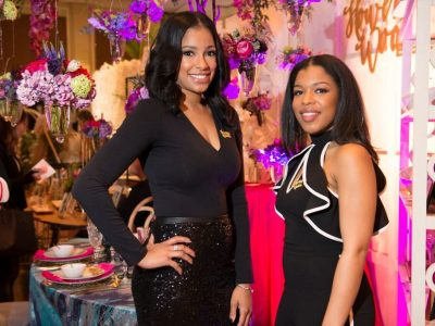 Napheissa Owens and Marlo Smith. Washington DC Wedding Planners.