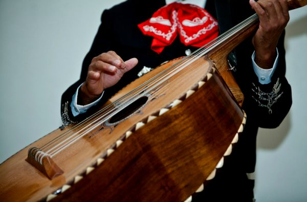 Wedding Day Mariachi. Howerton+Wooten Events.