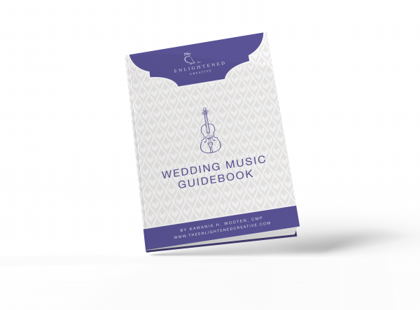 Wedding Music Guidebook. The Enlightened Creative